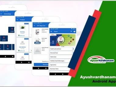 Ayushvardhanam - Application like Vestige clone