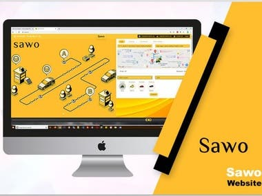 Sawo-Taxi , truck , Booking System