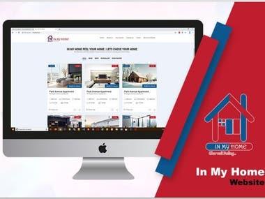 Inmyhome -website