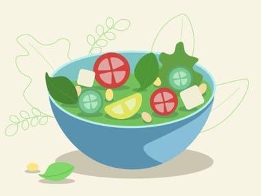 """Salad"""