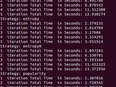 Python Proxy -Interations