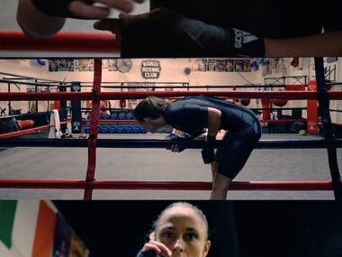 Boxing Video Production & Photography