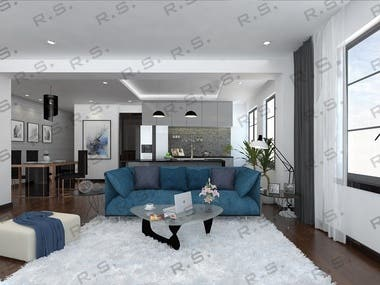 INTERIOR DESIGN- CA, USA