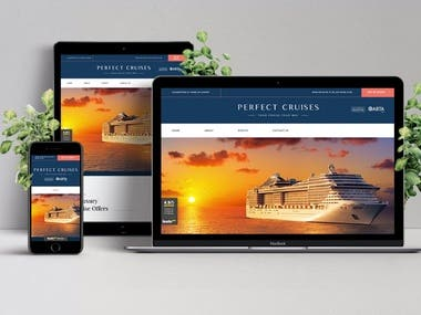 Perfect Cruises (WordPress)
