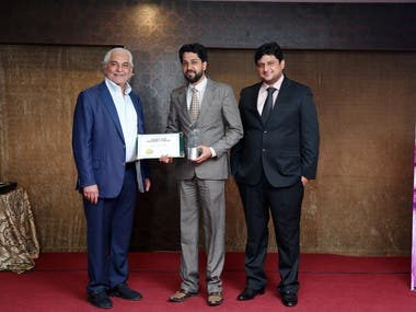 Annual award for performance in Global Procurement 2018