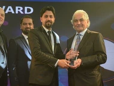 Annual award for performance in Global Procurement 2019