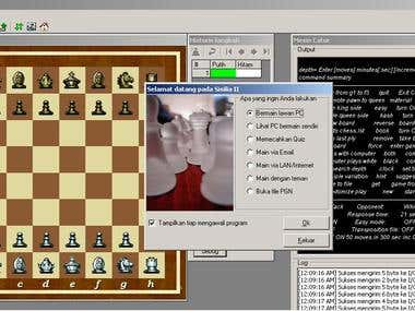 Sisilia II - Windows Desktop Chess Game