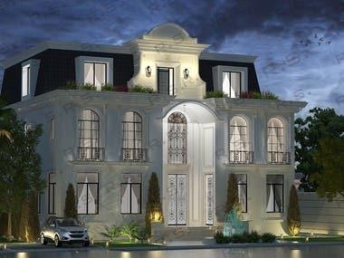 Villa Design, Doha, Qatar