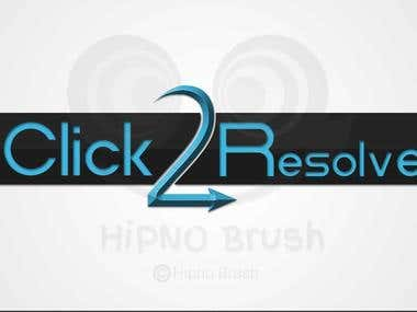 Click 2 resolve- logo