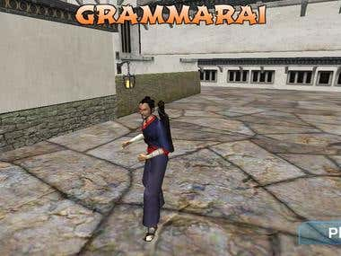 Grammarai: 3D Educational game