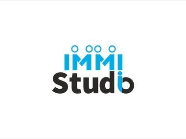 Immi studio logo