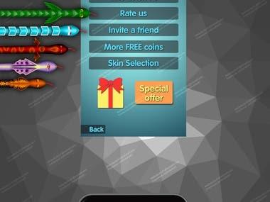 Flutter GameApp