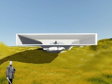 3D Model, Air House