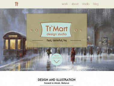 Design of site