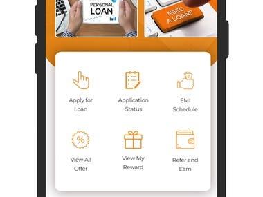 Financial Service Application