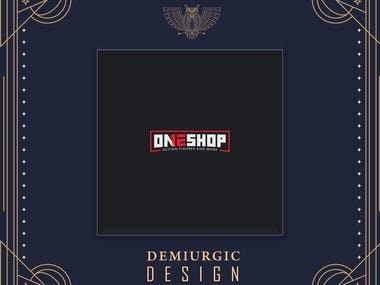 logo for ecommerce shop