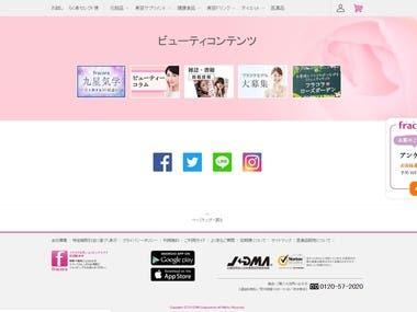 Shopify, eCommerce, Woocommerce, Wordpress websites