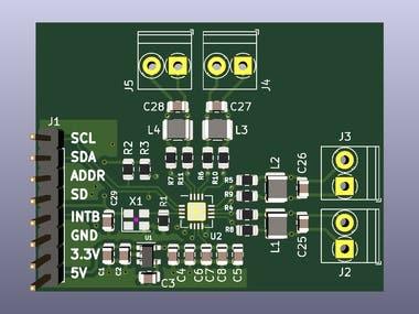 Touch Sensor Breakout Board