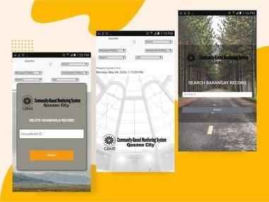 Community Based Monitoring System