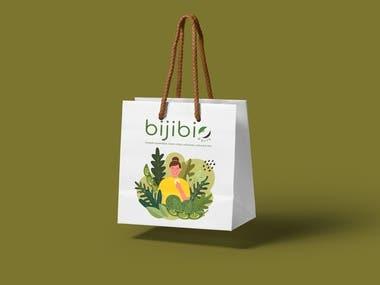Artwork for Shopping Bag