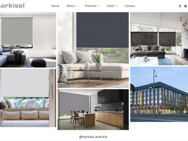 Website, Brand and Social Media