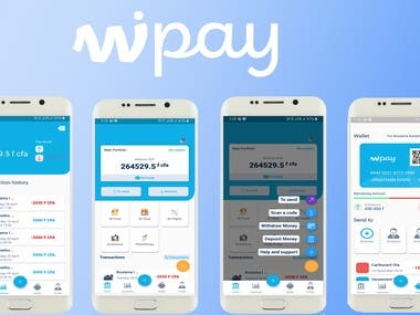 Wipay - Easy way to send money anyone