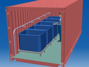 Container Layout