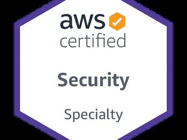 AWS Certified Security - Specialty (SCS)