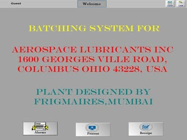 Automatic Grease Manufacturing Plant - USA