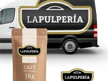 Brand Develop La Pulpería