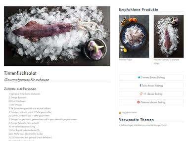 Germany's largest Fish Online Store - Fischkaufhaus.de