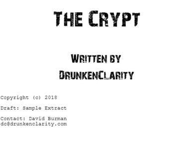 The Crypt - Short Horror Screenplay