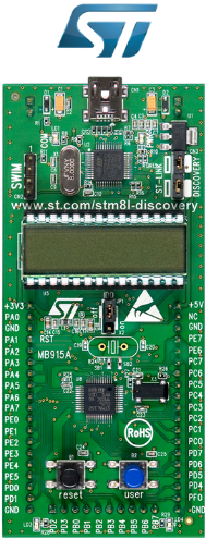 Device Driver Development of STM8L