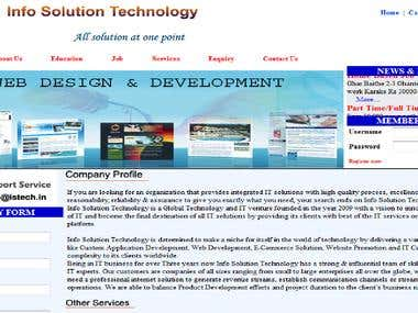 info solutions