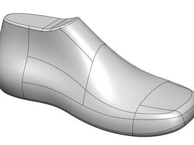 Shoe last