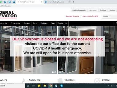 federalelevator.com