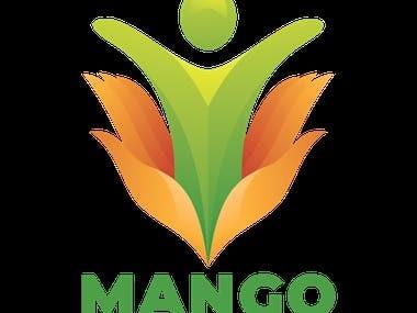 Mango Insurance Logo Design