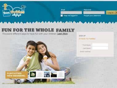 Funtivities - Fun for family