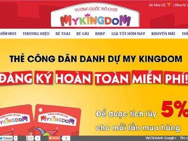 My king dom
