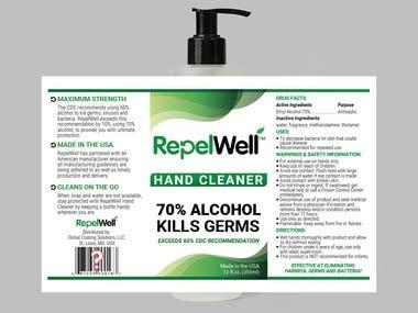 Bottle Label Designs