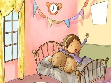 Illustration - Children Book