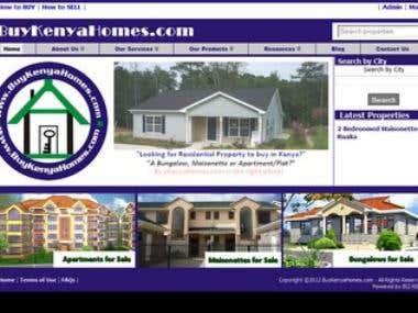 Buy Kenya Homes