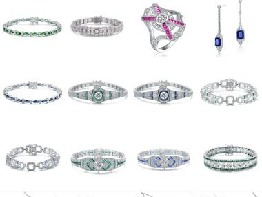Online Jewelry Website.