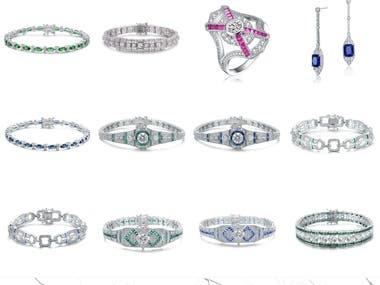Online Jewelry Website.