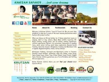 Krutzan Safaris