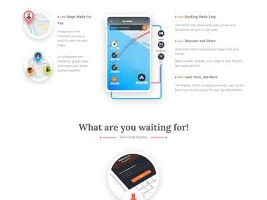 UI Design (MyWay)
