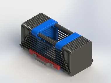 Power Blocks Dumbbell
