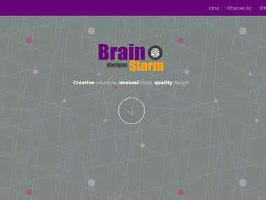 Brainstorm creative designs & solutions