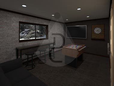 PLAYROOMS - 3D Modeling & CAD
