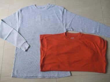 CANYON, thermal crew neck